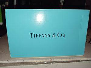 Authentic Tiffany & Co. Box for Sale in St. Louis, MO