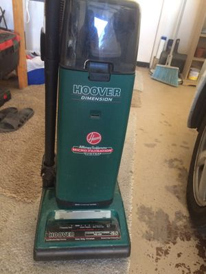 Hoover upright for Sale in Chula Vista, CA