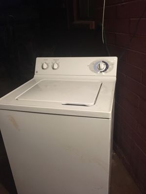 Ge washer top load for sale valley wide free delivery for Sale in Phoenix, AZ