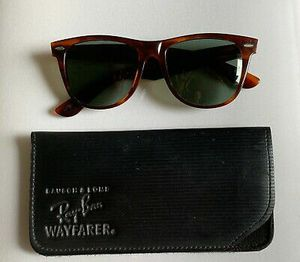 VINTAGE RAY-BAN BAUSCH & LOMB 5022 WAYFARER SUNGLASSES for Sale in Watertown, MA