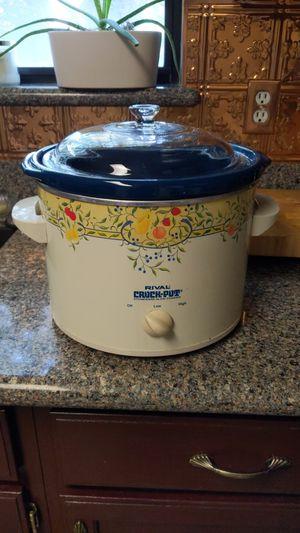 Rival crock pot for Sale in Phoenix, AZ