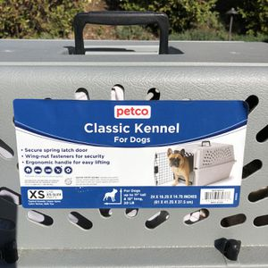 Classic Kennel For Dogs By Petco for Sale in San Diego, CA