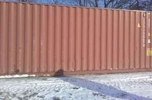40' SD Used Storage Containers for Sale! for Sale in Victoria, TX