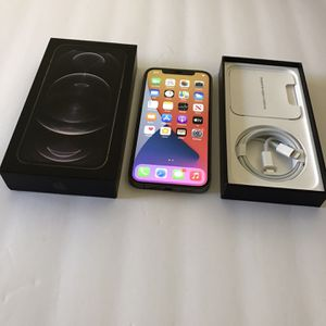T-Mobile Metro iPhone 12 Pro 128gb $1,100 Firm No Trade for Sale in Sacramento, CA