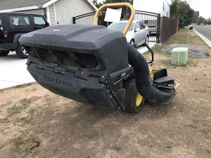 John Deere Z930M zero turn lawn tractor for Sale in Riverside, CA