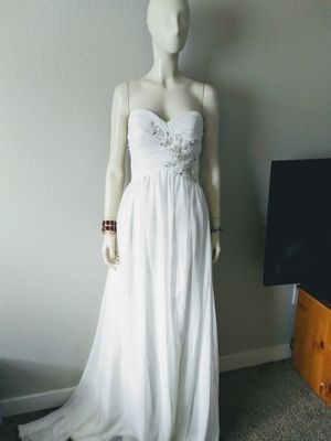 Wedding gown size 10 for Sale in Tacoma, WA