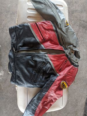 LEATHER JACKET(MOTORCYCLE) for Sale in Austin, TX