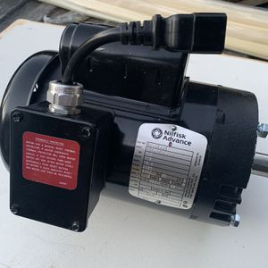 Nilfisk Advanced Motor for Sale in Sacramento, CA