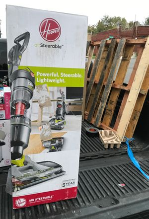 Hoover WindTunnel Air Steerable Upright Vacuum for Sale in Detroit, MI
