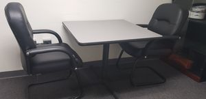 Office Table and Chairs for Sale in Buena Park, CA