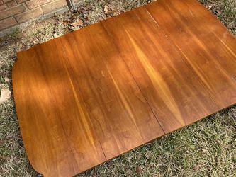 Wood Farmhouse Table for Sale in Dallas,  TX