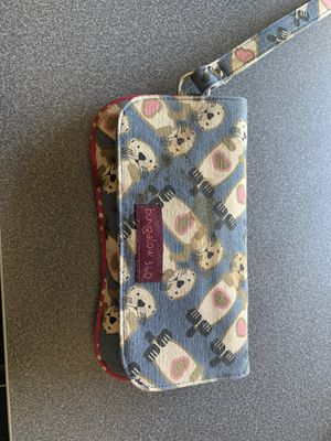 Cloth wallet/ wristlet for Sale in Chula Vista, CA