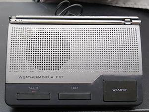 Realistic - Weatheradio Alert (12-240) for Sale in Bedford Park, IL
