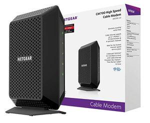 Netgear CM700 Cable Modem Docsis 3.0 for Sale in Washington, DC