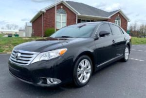 SmoothestRideImaginable 2011 Avalon  for Sale in Elk Grove, CA