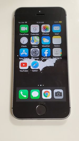 Verizon iPhone se 64gb for Sale in Milton-Freewater, OR
