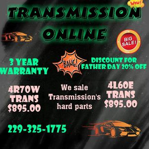 Transmission s for Sale in Fitzgerald, GA