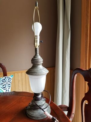 Lamp, no shade for Sale in Chillicothe, IL