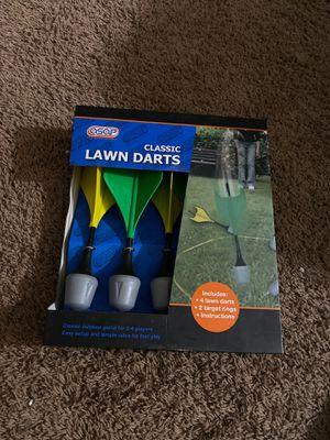 Classic lawn darts for Sale in Rialto, CA