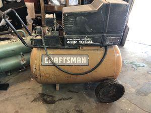 Craftsman Air compressor for Sale in La Puente, CA