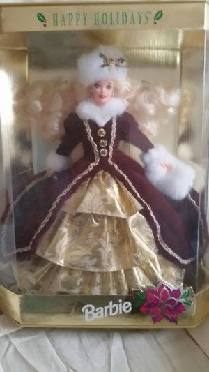 Barbie Holiday Collector Doll for Sale in Tollhouse, CA