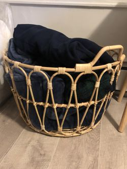 SNIDAD Woven Basket For Storage for Sale in Boston,  MA