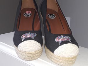 NHL Blue Jackets Espadrilles for Sale in Columbus, OH