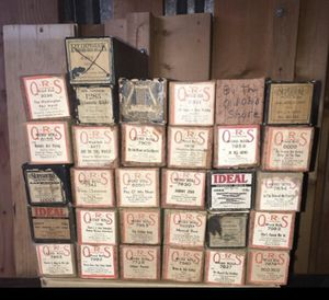 Antique Player Piano Rolls for Sale in York, PA