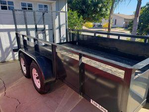 6' x 12' utility trailer for Sale in Escondido, CA