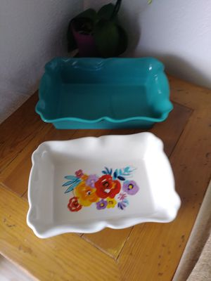 Set Of 2 Bakeware The Pioner Woman for Sale in North Miami, FL