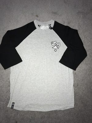 Grey&Black LRG Baseball Tee for Sale in Parkville, MD