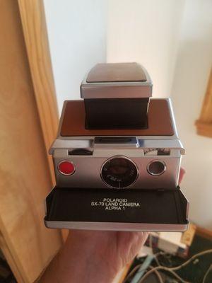 Rare SX-70 Polaroid Camera for Sale in Baden, PA