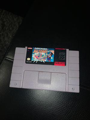 Super Mario All-Stars Super Nintendo Game for Sale in Phoenix, AZ