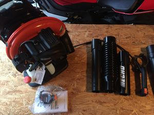 58cc Ehco Backpack Blower New for Sale in New Haven, CT