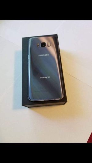 """Samsung Galaxy S8 64GB Factory Unlocked Excellent Condition ,aS liKE AlmoSt """"nEW"""" for Sale in Springfield, VA"""