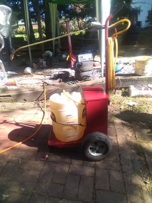 Nice Garden way sprayer!! for Sale in Canton, OH