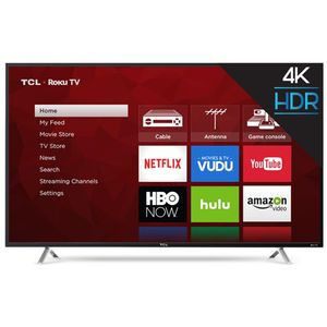 55 TcL Roku tv for Sale in Los Angeles, CA