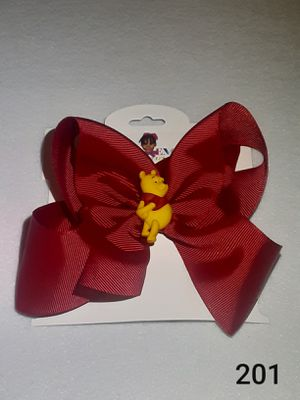 Handmade 6-Inch Hairbows with Embellishments for Sale in Beaumont, TX