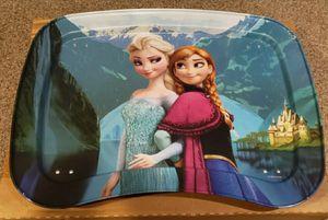 Frozen's Elsa & Anna Folding Kids TV Tray for Sale in Las Vegas, NV