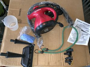 Scunci SS1000 Hand Held Steam Cleaner with Attachments for Sale in Naples, FL