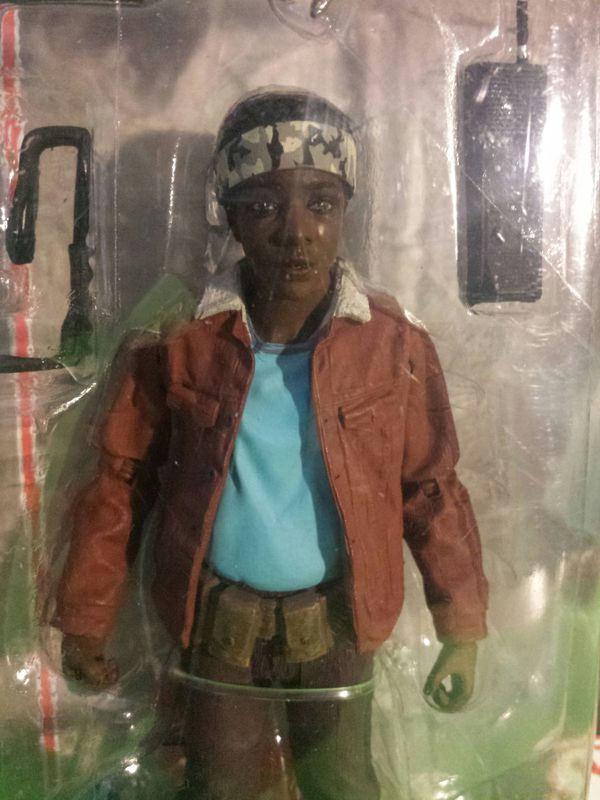 STRANGER THINGS figure LUCAS NEW