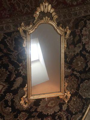 Antique Italian Florentine mirror for Sale in Tacoma, WA