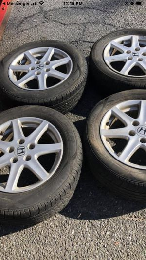 Honda Accord 004 5 rims for sale for Sale in The Bronx, NY