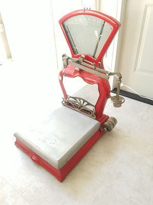 Antique scale for Sale in Arroyo Grande, CA
