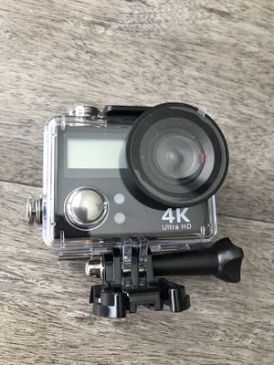 Professional 4K Ultra HD video action camera for Sale in Tampa, FL