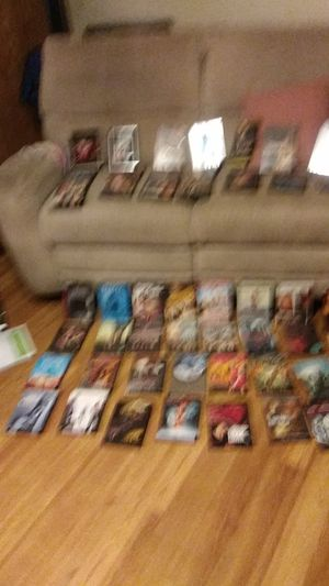 100sof DVDs thriller,horror,comedy,drama,just about anything you could want for Sale in Evansville, IN