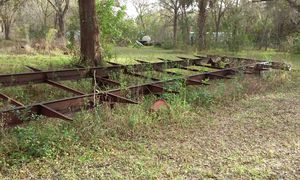8x30 trailer frame heavy duty for Sale in Wimauma, FL