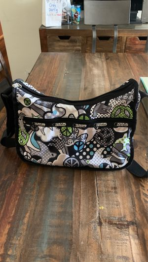 Lesportsac peace and dove bag for Sale in Corona, CA
