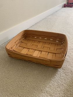 Longaberger Basket for Sale in Bothell,  WA