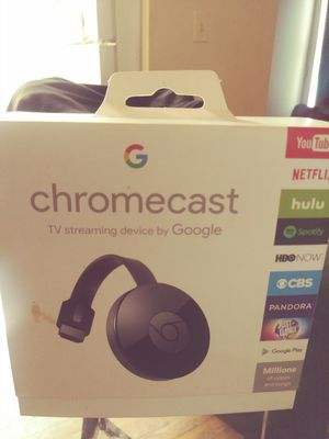 Google Chromecast for Sale in Washington, DC